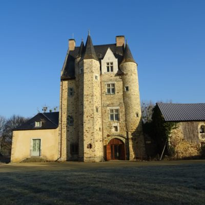 vue extérieure patrimoine rural