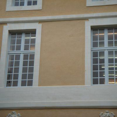 vue fenêtre monument historique