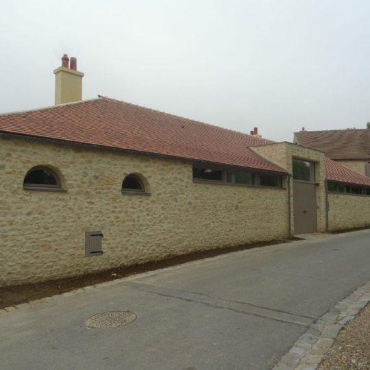 restauration maison architecte
